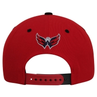 Washington Capitals nhl zephyr snapback хоккейная кепка красная