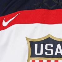 USA nike jersey хоккейный свитер белый