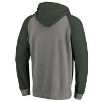 Green Bay Packers nfl fanatics pro line pullover hoodie толстовка с капюшоном