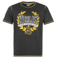 Everlast train compete live спортивная футболка черная
